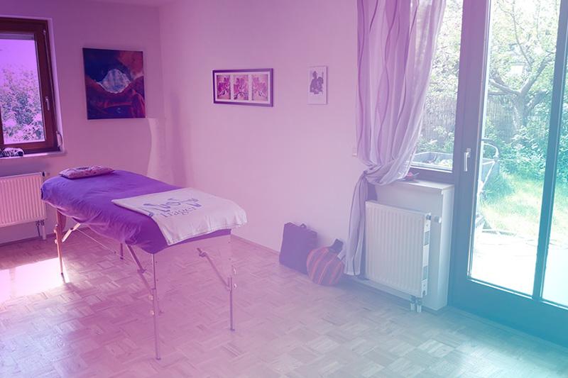 Behandlungsraum - Leichter Leben - Karoline Neumayr Obertrum am See, Salzburg, Österreich